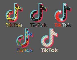 Nro 100 kilpailuun Need a creative vector art fron tiktok logo käyttäjältä sajeebhasan166