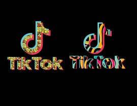 Nro 141 kilpailuun Need a creative vector art fron tiktok logo käyttäjältä sajeebhasan166