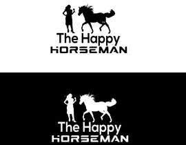 Nro 7 kilpailuun logo for The Happy Horseman käyttäjältä Tanmoysarker591