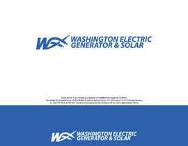 Nro 32 kilpailuun Minor Logo rework Washington Electric käyttäjältä MstSofiaBegum