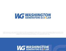 #268 untuk Minor logo refresh for Washington Generators oleh eifadislam