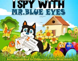 #71 for I Spy Book Cover by mdshakibulislam0