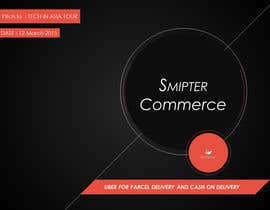 #27 untuk Design and Improve this Pitch Deck for Smipter : Uber for Social-Commerce oleh mireaiuliana