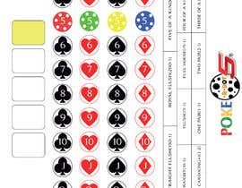 #10 for New Live Casino Table Game Layout Design Needed (EXPERIENCE WITH AMERICAN ROULETTE LAYOUT DESIGN PREFERRED) -- 2 by sina99