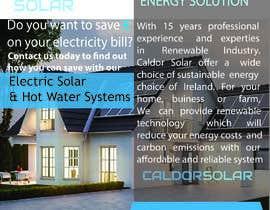 #17 para Design 2 x newspaper ads & amend brochure text de afshang225