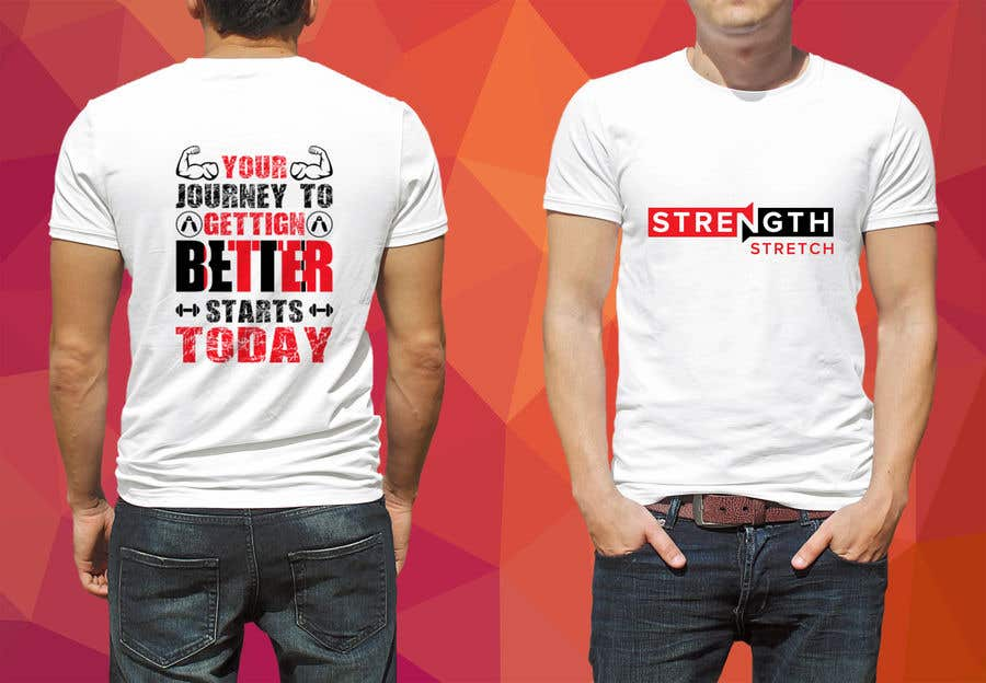 "Intrarea #                                        75                                      pentru concursul ""                                        Tshirt design for my company                                     """