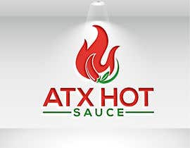 #24 для Need a logo for my fermented hot sauce company - www.atxhotsauce.com local Austin Texas based fermented hot sauce company — we are not the blow your face up with heat sauce but the spicy sauce you can use daily. Local Austin company made by native Texans от abulbasharb00