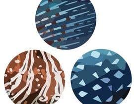 Nro 97 kilpailuun Design Buttons inspired by the Ocean and Island Life! käyttäjältä Izarti