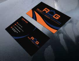 #219 untuk Need a business card layout made oleh forhadmanik1013