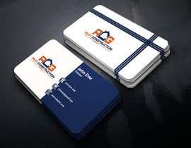 #223 untuk Need a business card layout made oleh shanzidashume