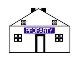 """Nro 22 kilpailuun Can you please create a logo for the word """"Proparty"""" using the house party theme ... the other images are the brand other brand colours and schemes käyttäjältä tanzimakhatun"""