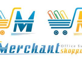 #41 for Logo Design for Merchantshoppe.com af pateljayendra78