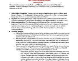 #17 untuk Make my contract look more professional and easy to edit oleh Muhammadadil1