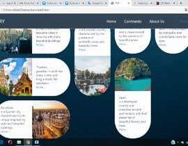 #26 для Build me a webstie от OmarRagab111