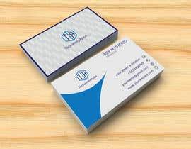 "Nro 25 kilpailuun Design Logo & Visiting card for my Software Company/startup ""TechamityApps"" käyttäjältä Murad110"