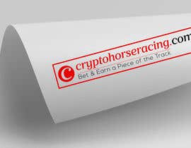 #49 for Need a logo for cryptohorseracing.com af msaiful394i