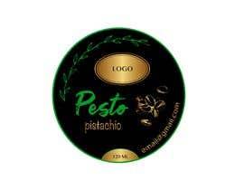 #38 untuk Design labels for pesto oleh PilarCaviglia