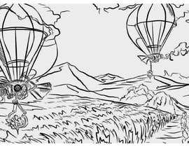 #29 untuk Ilustración steampunk oleh LuisChavez26