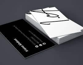 #121 для Personal card от PilarCaviglia