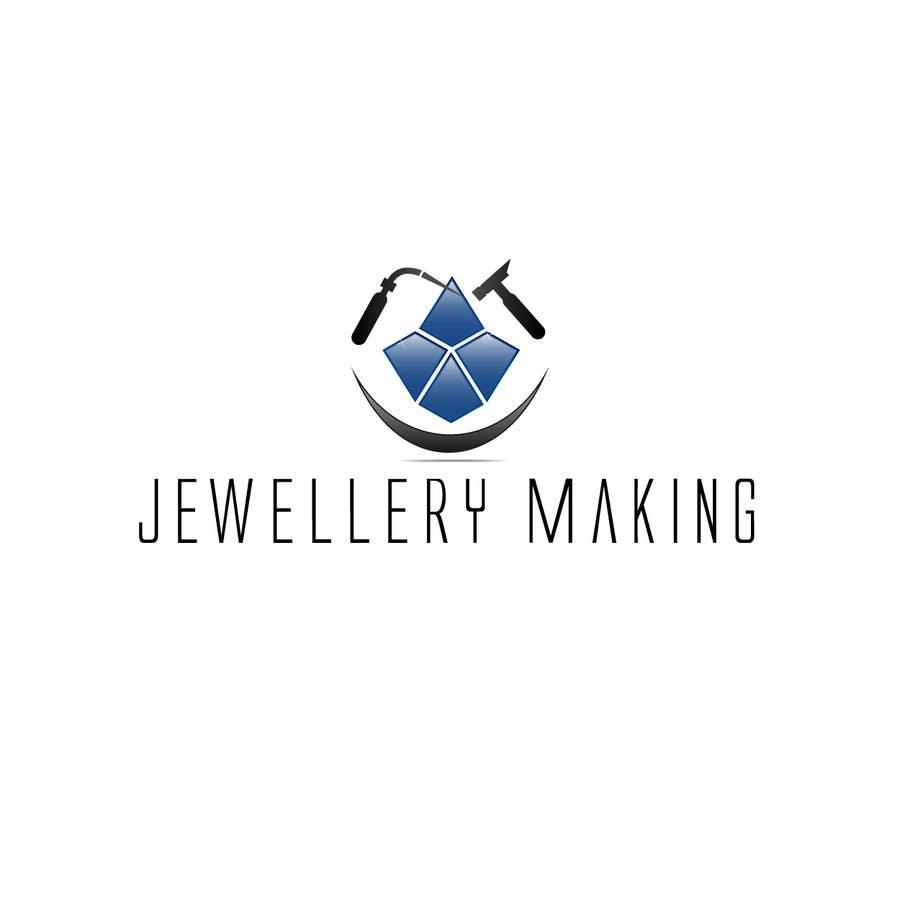 Penyertaan Peraduan #                                        16                                      untuk                                         Logo Design for JewelleryMaking.co