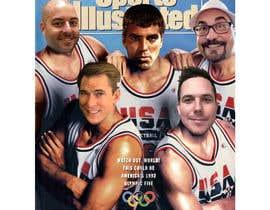 #4 для USA Dream Team Cover от nubelo_N6IErUBM