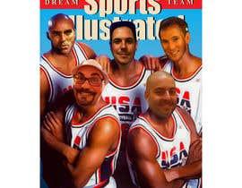 #2 для USA Dream Team Cover от ashishmehta591