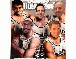 #3 для USA Dream Team Cover от minicreate