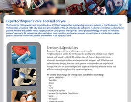 NexusDezign tarafından Stationery Design for medical office için no 45