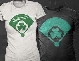 #37 for T-Shirt Design: Baseball Saint Patrick's Day Design by Exer1976