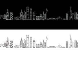 hossaingpix tarafından Image - Graphic of multiple city skylines için no 30