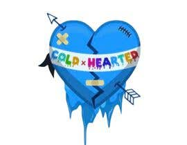 "SolasZone1 tarafından I'm starting a new clothing line ""Cold Hearted"". I need someone to recreate this exact logo that I've attached. I'm looking to award someone as soon as possible!!! için no 1"