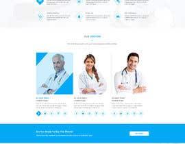 #13 for Website design for a healthcare e-service provider af kadir01