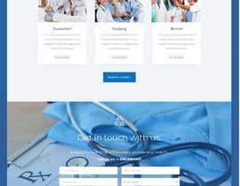 #12 for Website design for a healthcare e-service provider af sharifkaiser