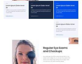 #7 for Website design for a healthcare e-service provider af joycoder2