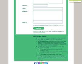 #8 for Redesign Customer and Vendor Pages by achovic