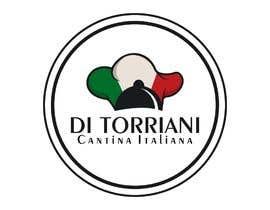 #429 para Logotipo Cantina Italiana por anomdisk