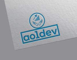 Nro 38 kilpailuun Logo Design for ao1dev käyttäjältä sahasumankumar66