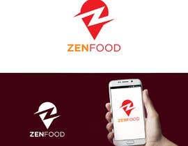 #272 untuk design a logo for a delivery app oleh IrwanGunawan2016