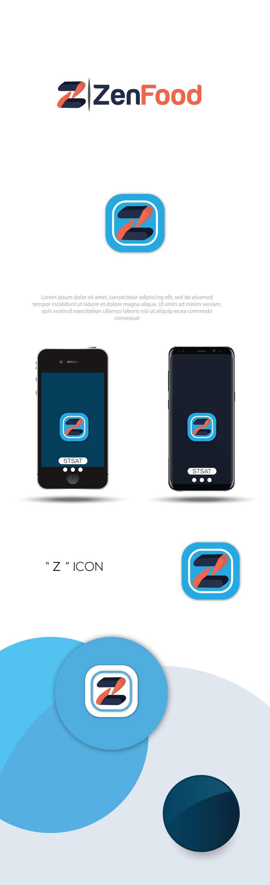 Penyertaan Peraduan #                                        40                                      untuk                                         design a logo for a delivery app