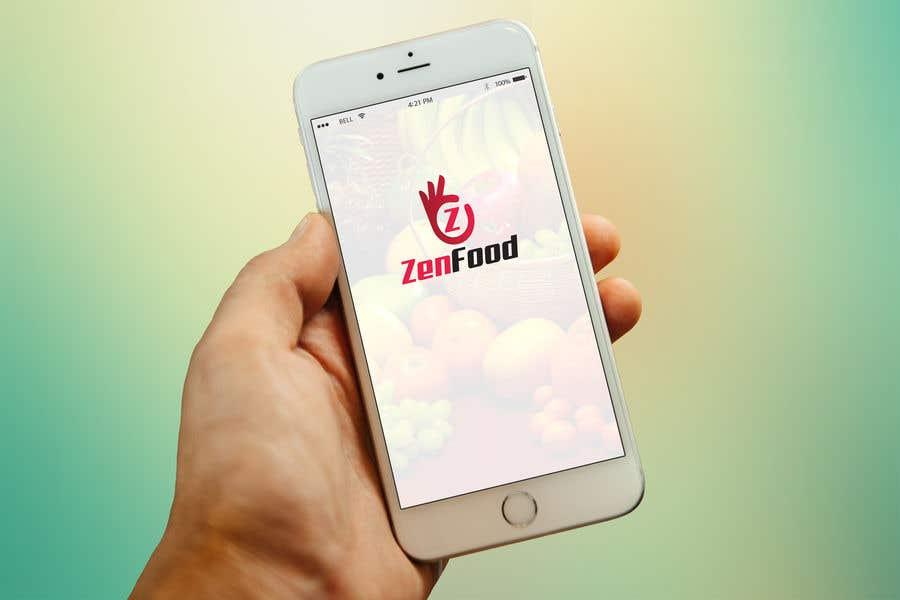 Penyertaan Peraduan #                                        70                                      untuk                                         design a logo for a delivery app
