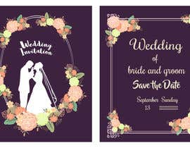 #45 for Design a complete wedding Card by ctphouseofficial