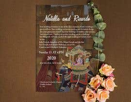 #33 for Design a complete wedding Card by preetomroy227