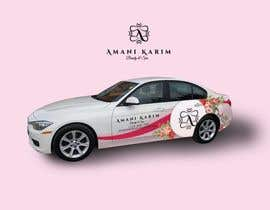 #199 for Car Vinyl Design for a Salon by kimuchan