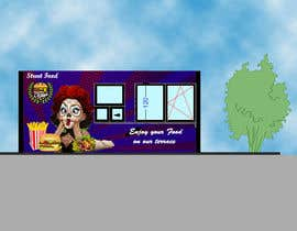 #15 for I need graphic design for fast food kiosk exterior! by arnehachaudhary