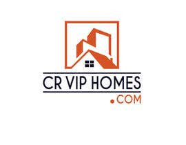 "#61 for logo for real estate ""Cr Vip Homes"" by AshimSen9551"