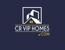 "#62 for logo for real estate ""Cr Vip Homes"" by AshimSen9551"