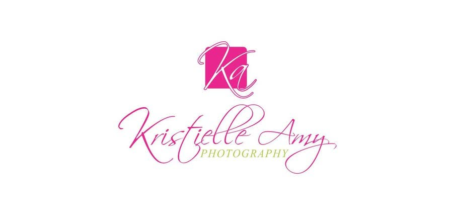 #105 for Logo Design for Kristielle Amy Photography by trying2w