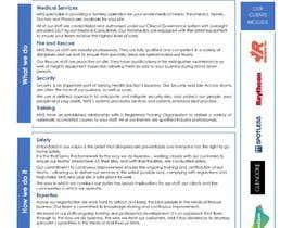 #20 для Redesign company document от shiblee10