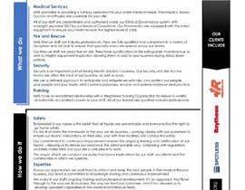 #23 для Redesign company document от shiblee10