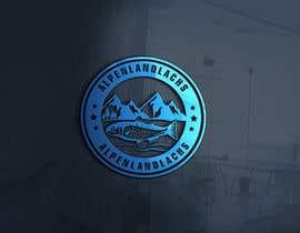 #59 untuk Logo Desing Alpenlandlachs oleh flyhy